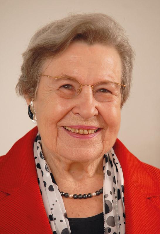 Prof. Dr. Dr. h.c. mult. Ursula Lehr