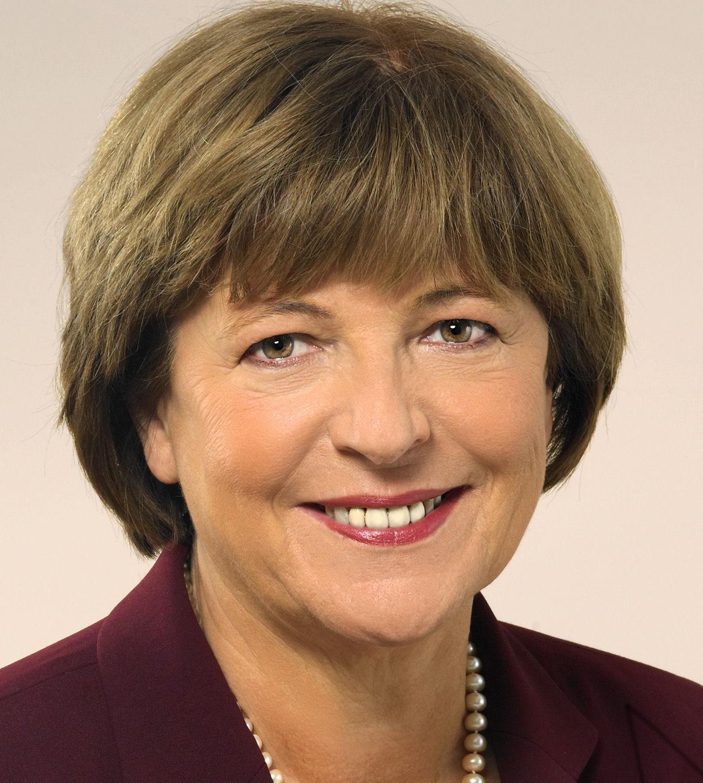 Ulla Schmidt, Bundesministerin a. D., Vizepräsidentin des Deutschen Bundestages
