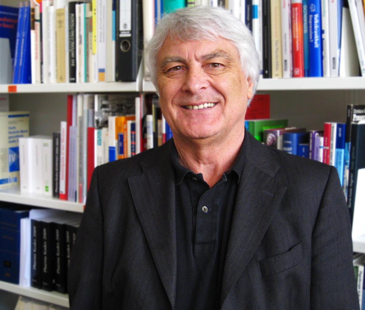 Prof. Dr. Gerd Glaeske