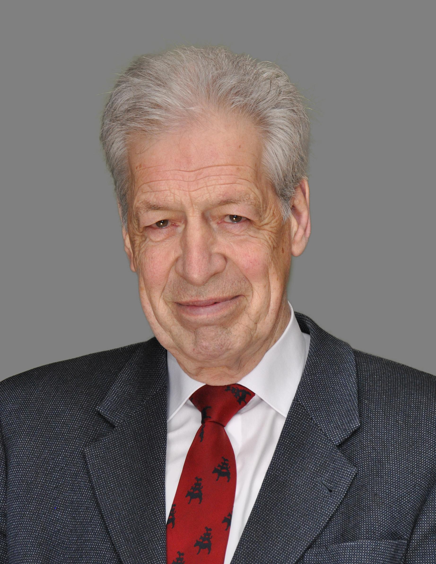 Dr. Henning Scherf (© Senatspressestelle