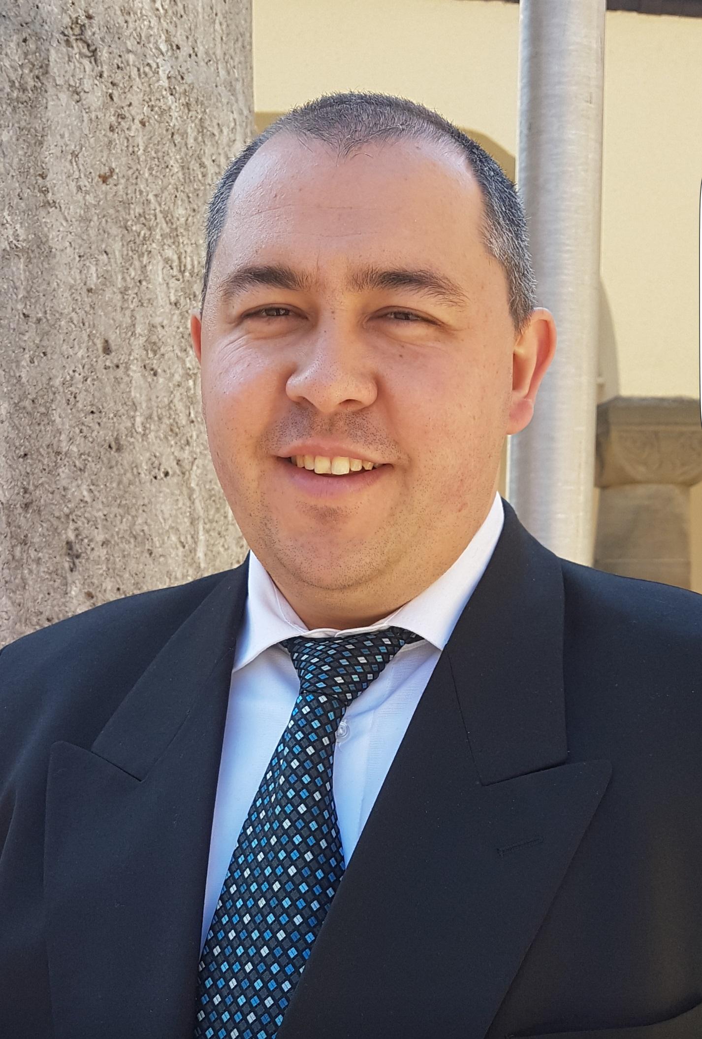 Porträt Markus Oppel