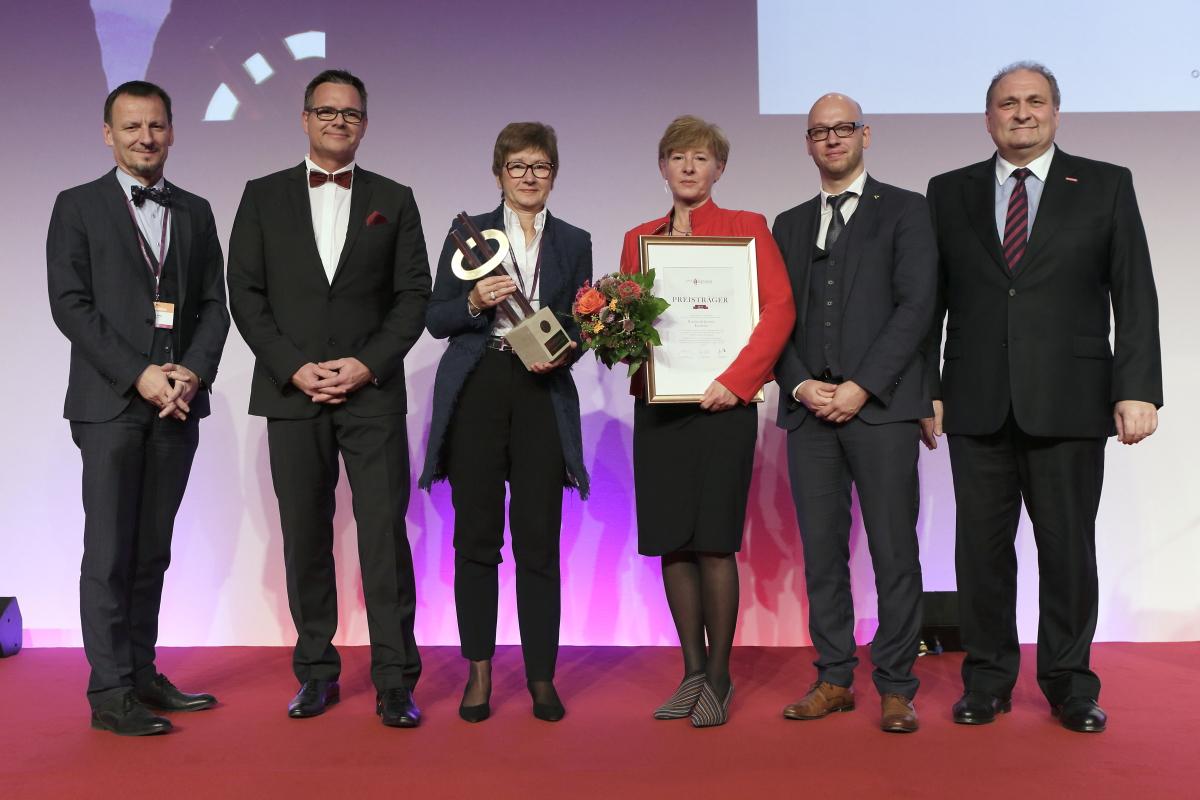 Handwerkskammer Karlsruhe – Preisträger Für Unternehmen Mit Bis Zu 1.000 Mitarbeiter(inne)n