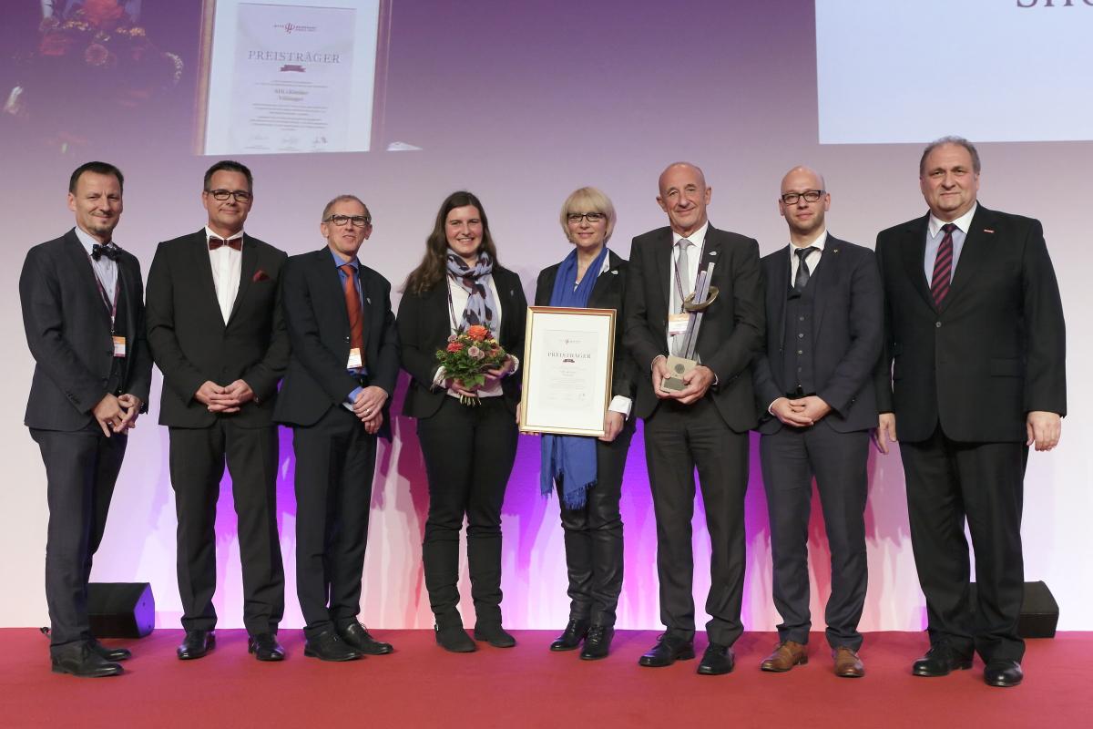 SHG Kliniken Völklingen – Preisträger Für Unternehmen Mit 1.001 Bis Zu 5.000 Mitarbeiter(inne)n