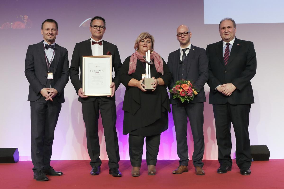 Globus (SB Warenhäuser Und SB Warenhaus Holding) – Preisträger Für Unternehmen Ab 5.001 Mitarbeiter(inne)n
