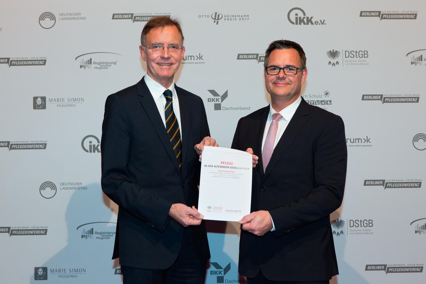 Berliner Pflegekonferenz / Allefarben-foto.com