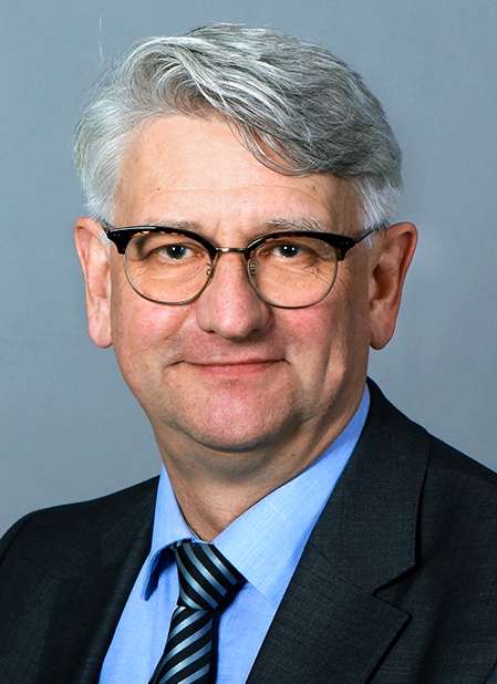 Ministerialdirektor Harald Kuhne
