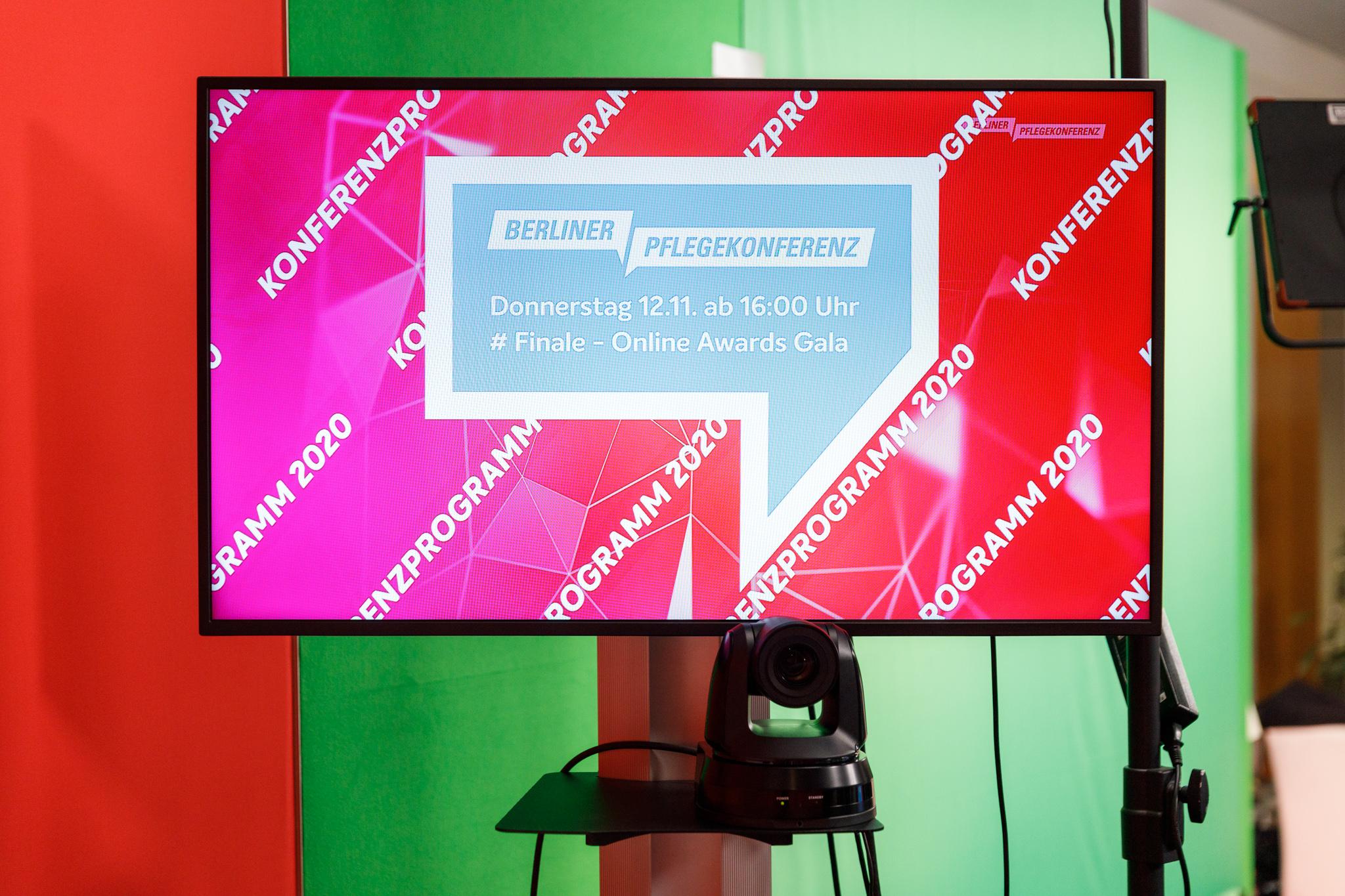 Berliner Pflegekonferenz 2020, Foto: Stefan Wieland 2020