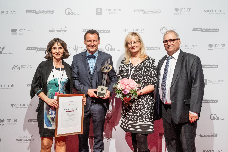 Berliner Pflegekonferenz 2019 Im WECC