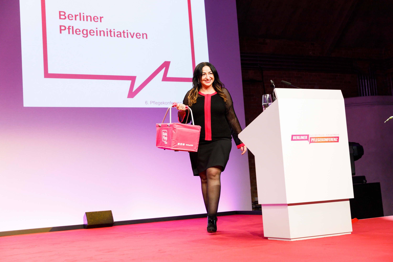 Berliner Pflegekonferenz 2019 By SpectrumK, Foto: Stefan Wieland